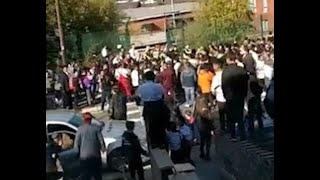 School shuts 'after 150 pupils riot outside during lunchtime'