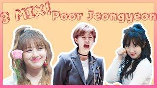 Video TWICE (트와이스) 3MIX 常年被欺負的定延 | 3MIX Poor Jeongyeon download MP3, 3GP, MP4, WEBM, AVI, FLV November 2018