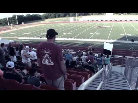 Impact Revival Kemp Tx Kemp high School Football Field 6/3/19 part 1