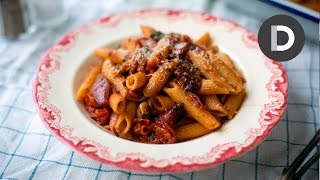 How to make Roast Tomato Pasta!