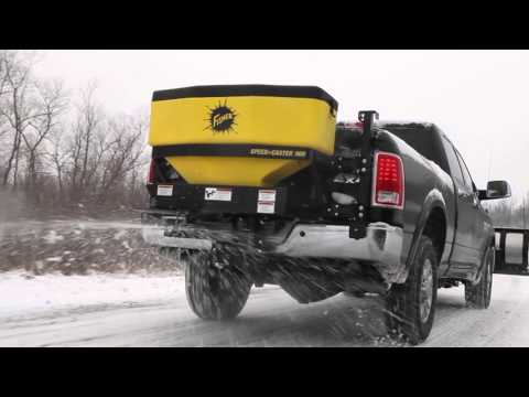 FISHER® SPEED-CASTER 900 & 525 Tailgate Spreaders