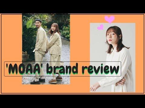 아메카지 MOAA 브랜드 18SS 리뷰 (feat.이예지)
