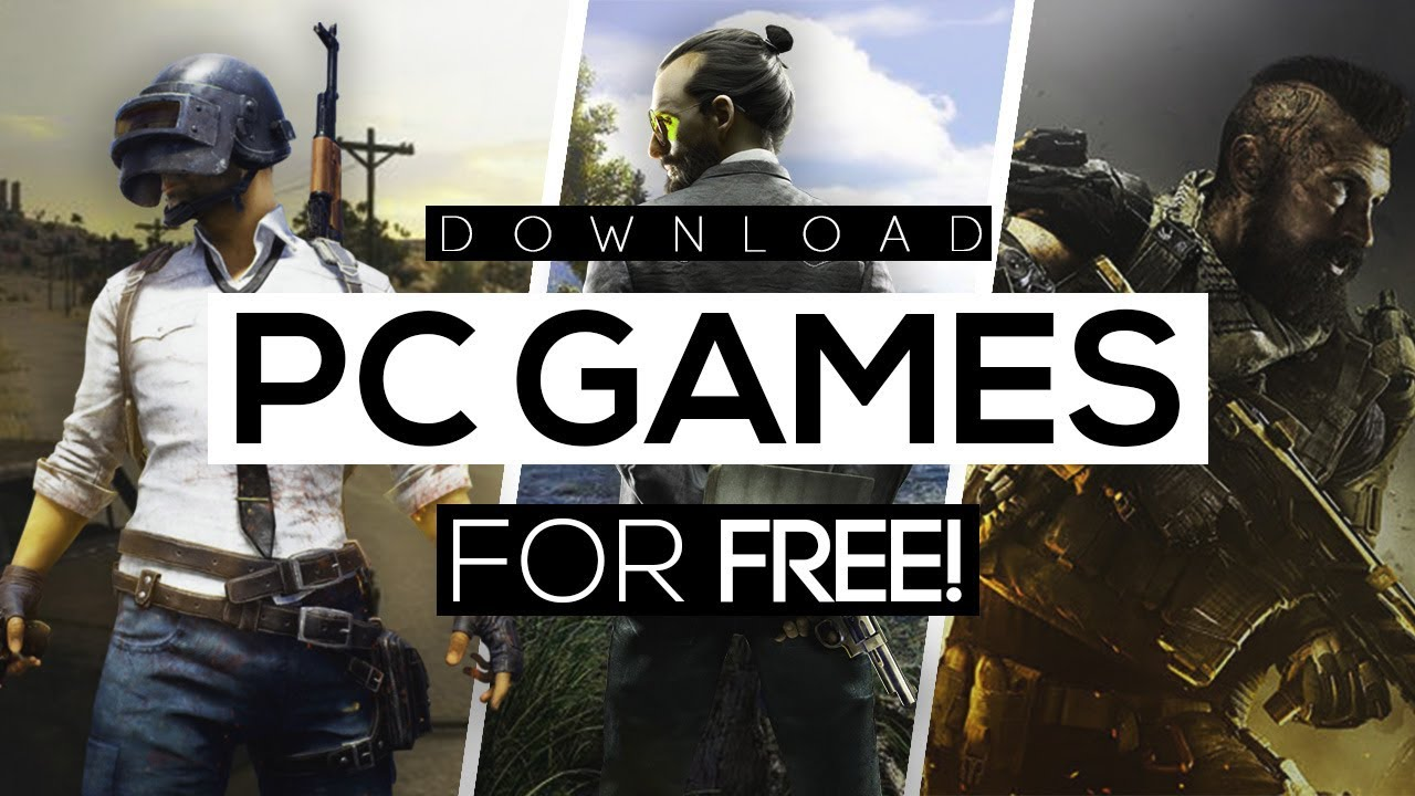 How To Download Any Pc Game For Free 2018 Without