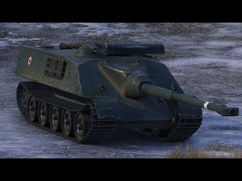 World of Tanks AMX 50 Foch - 9 Kills 9,5K Damage
