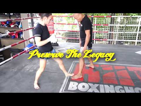 Sagat Petchyindee - Step on the Foot | Muay Thai Library