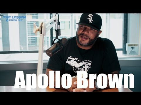 "Apollo Brown: ""Nas is Number One To Me"""