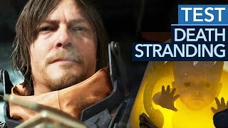 Death Stranding (PS4) im Test/Review (Keine Spoiler)