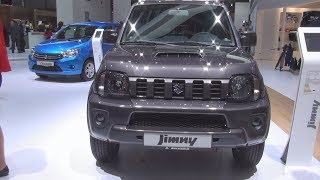 Suzuki Jimny 1.3 Style Special Edition Ranger (2016) Exterior and Interior