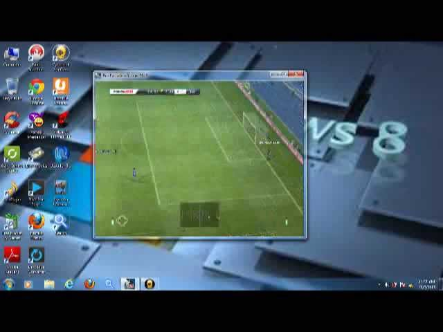 Pes 2013:Pahang vs Lion XII 1-1 part 1 Travel Video