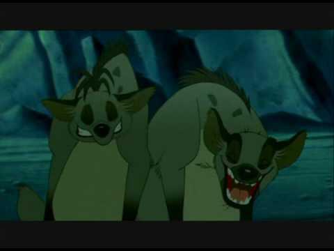 """Vidéo Shenzi dans """"Le Roi Lion"""""""