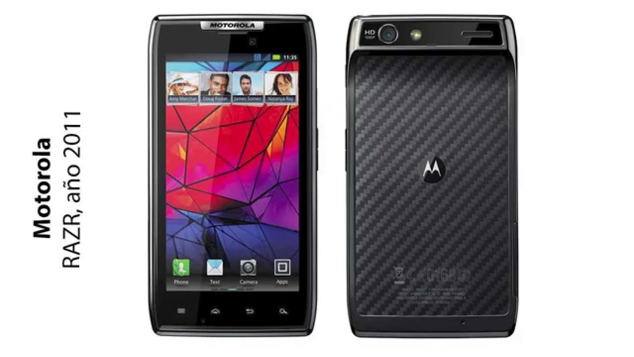 Phone Motorola All Android Phones history of motorola mobile phones 1997 2014 youtube