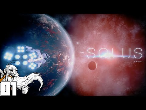 """OMG SPACE TORNADOES!!!"" The Solus Project Ep 01 - 1080p HD PC Gameplay Walkthrough"