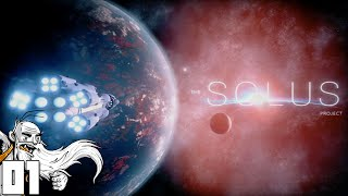 """""""OMG SPACE TORNADOES!!!"""" The Solus Project Ep 01 - 1080p HD PC Gameplay Walkthrough"""