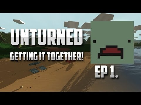Unturned:  PUT YOUR HANDS UP!!!