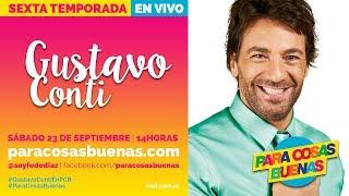 GUSTAVO CONTI - NOTA 23-09-2017