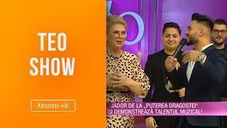 Teo Show(05.02.2019)-Jador vrea sa vina la nunta Larisei cu Adrian Ce declaratie i-a facut ...