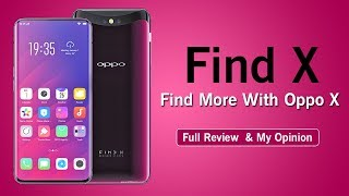 Oppo Find X Review | Full Specifications, Features & Price in Pakistan
