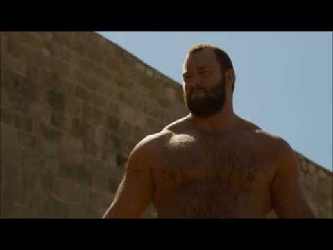 Ser Gregor Clegane - The Mountain That Rides..