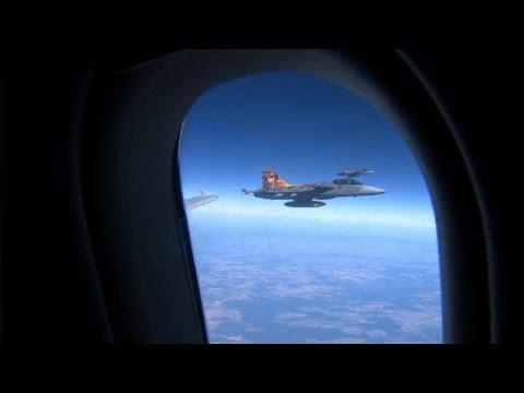 NATO realizou exercício de policiamento aéreo
