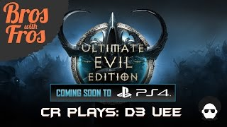 Diablo 3: Ultimate Evil Edition - PS4 Gameplay Footage