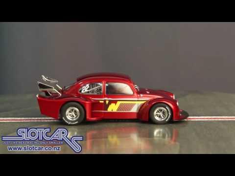 Carrera Slot Car VW Volkswagen Kafer Group 5 22 Slotcar 27485