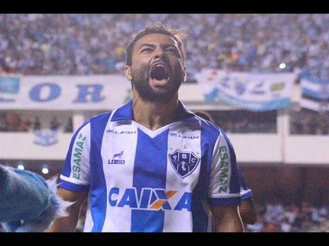 Paysandu 3 x 1 Vasco - Jogo Completo [Transmissão de Rádio] Série B 2016