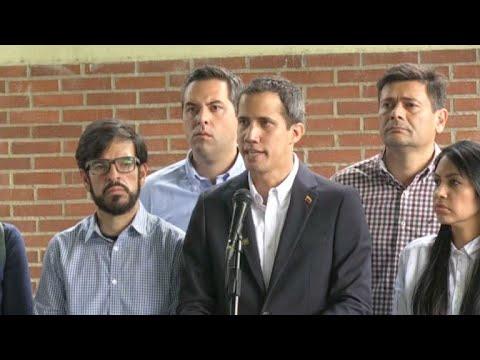 afpbr: Guaidó denuncia sequestro de seu assessor