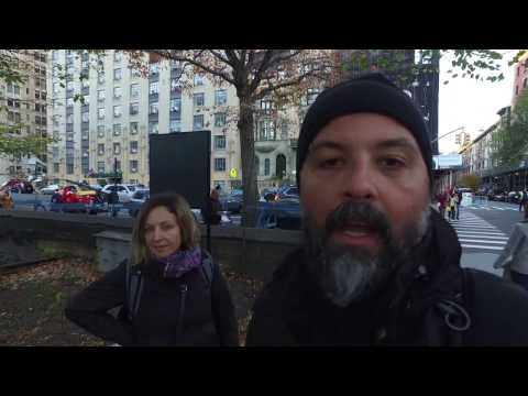 New York'ta 3. gun - American Museum of Natural History & Central Park - Amerika Vlog #53