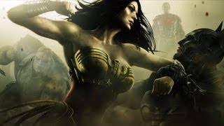Injustice: Gods Among Us WiiU Full Game-Review