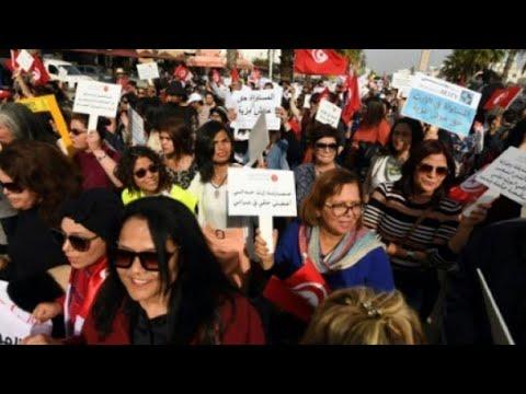 ماذا قال السبسي بمناسبة عيد المرأة التونسية؟  - نشر قبل 15 ساعة