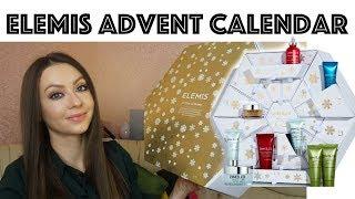 БРЕНД ELEMIS | ОБЗОР 25 СРЕДСТВ из адвент-календаря ????