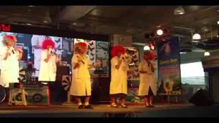 ชนะเลิศ Science show ที่สุนีย์ ๒๕๕๔
