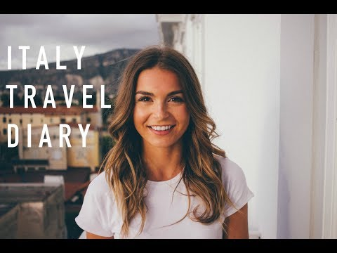 ITALY TRAVEL DIARY + OUTFITS (ROME, AMALFI COAST + SORRENTO) | allegralouise