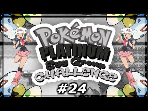 "Pokemon Platinum Randomized Egg Group Challenge Ep.24 ""Let there be....Snow?"""
