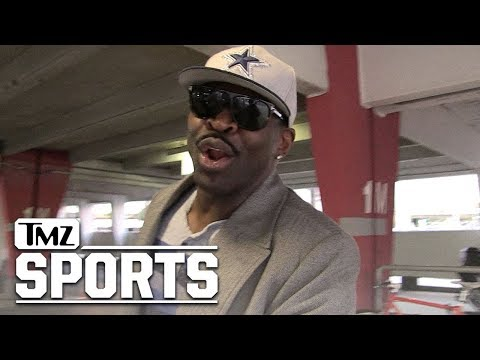 Michael Irvin: Steve Smith Ain't Whoopin' My Ass, It's All for TV!  TMZ Sports