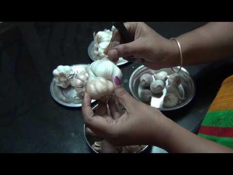 how to select and buy garlic/Types of garlic/cooking and medicinal benifits/ Nandhinis Kitchen