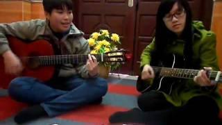 LK guitar Lá cờ - Đôi chân trần - Quê hương Việt Nam
