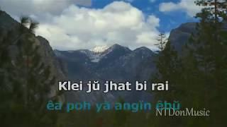 Jao Klei Ktro Ko Yesu Karaoke