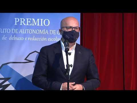 A Deputación entrega os premios do concurso Estatuto de Autonomía