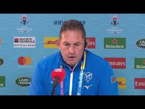 Namibia post match press conference | New Zealand v Namibia
