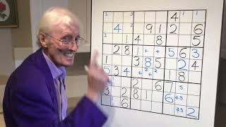 Sudoku Tutorial #76 The habit of ramifications.