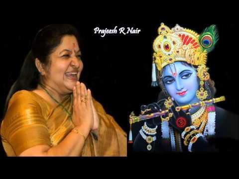 Alai Payuthe Kanna...! Dr.K S Chithra. (Prajeesh)