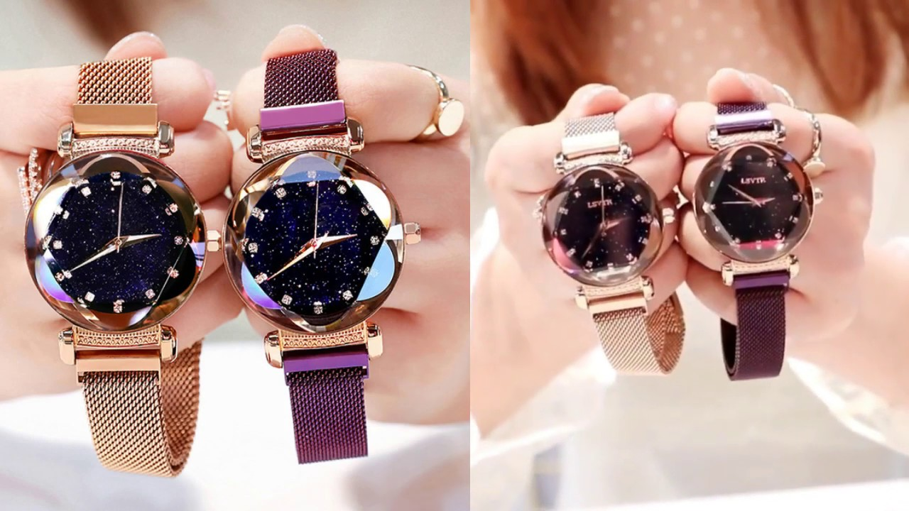 New Luxury Women Fashion Watches