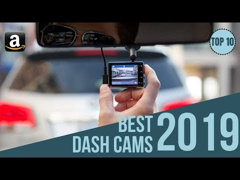 Top 10: Best Car Dash Cams Of 2019 / 10 Best Mirror Dashcams On Amazon / Smart Dash Camera