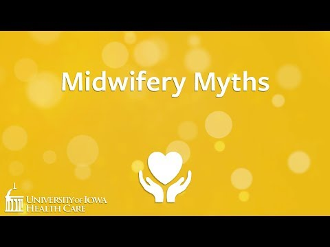 Midwifery Myth: Midwives only care for pregnant women