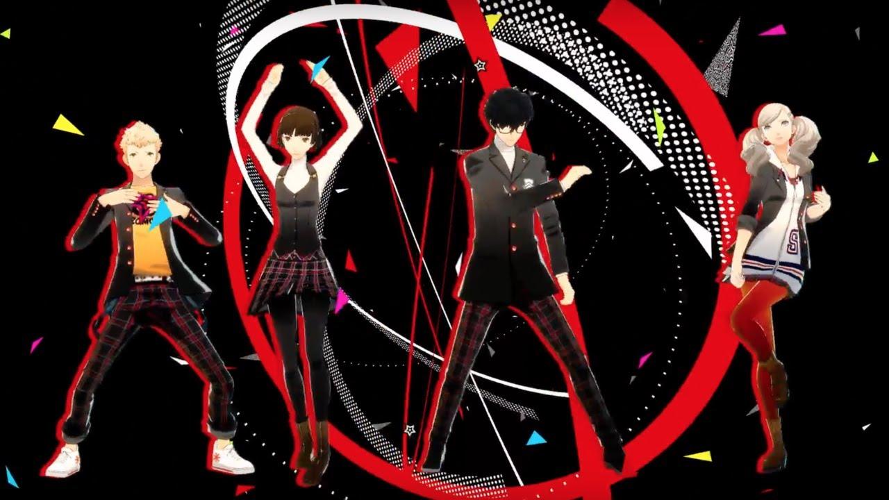 Dancing Stars Wallpaper: Persona 5: Dancing Star Night Official Announcement