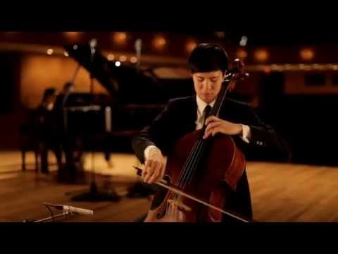 Jonathan Lo performs Sonata for cello and piano by Francis Poulenc
