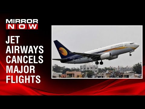 Jet Airways cancels major flights to Abu Dhabi