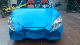 Lamborghini Before The Car Delivery