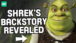 Shrek's DEPRESSING Backstory Explained!